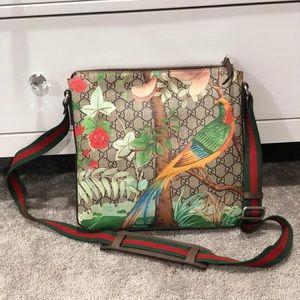 fdd4f34ff18a Gucci Bags | 100 Authentic Tian Crossbody Messenger Bag | Poshmark